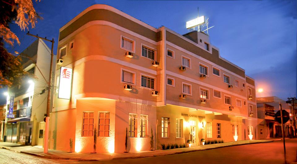 Hotel Castro Mendes, em Campinas/SP